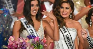 La colombiana se ha convertido en la nueva Miss Universo